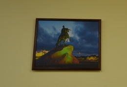 Картина на натуральном холсте 40х50 см