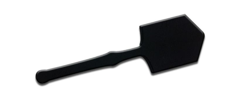макет лопатки