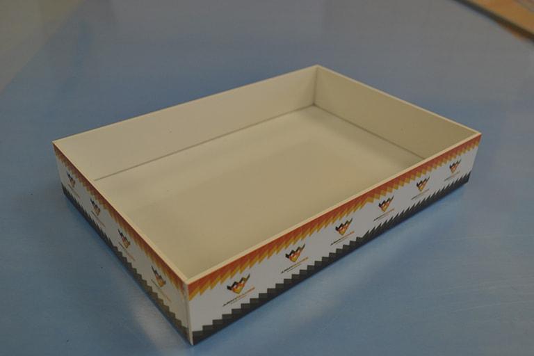 коробочка из ПВХ