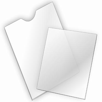 Карманы из ПЭТ (плоские)